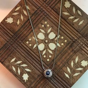 Sterling Silver Brighton Necklace